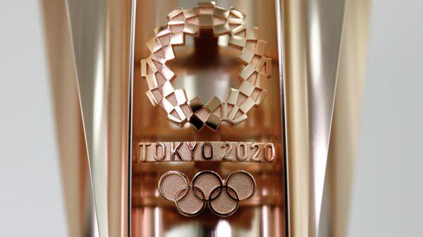 Факел Олимпийских игр 2020 года в Токио