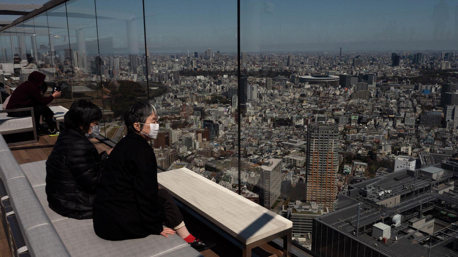 Токио хочет начать сотрудничать с Россией в ряде областей