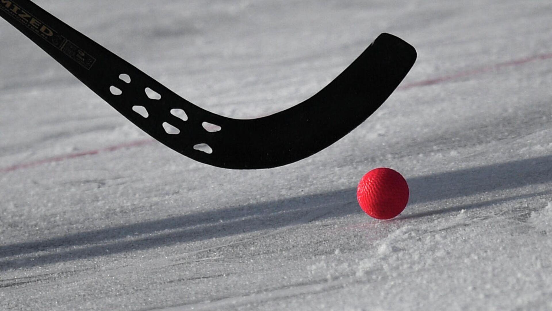 Хоккей с мячом - РИА Новости, 1920, 21.03.2021