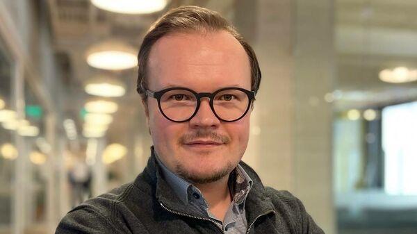 Генеральный директор WeWork в России, Центральной и Восточной Европе Андрей Жамкин