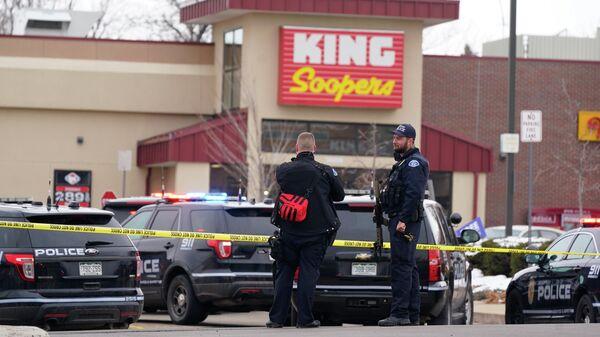 Стрельба в супермаркете в Колорадо
