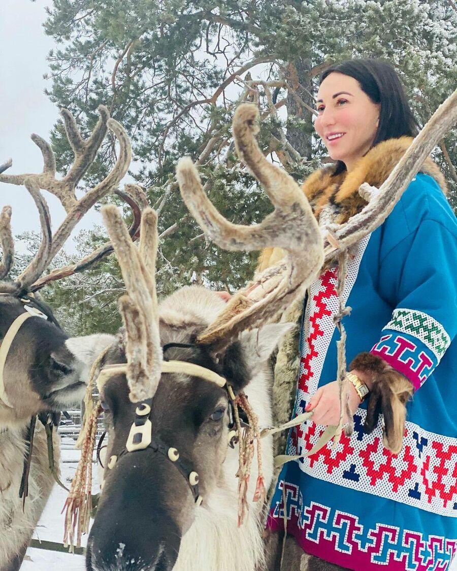 Алика Смехова в Сургуте