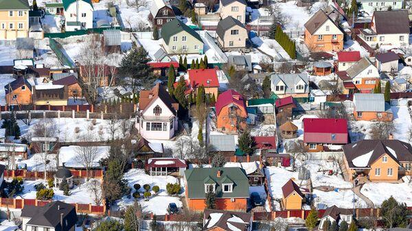 Коттеджный поселок в Новомосковском административном округе Москвы