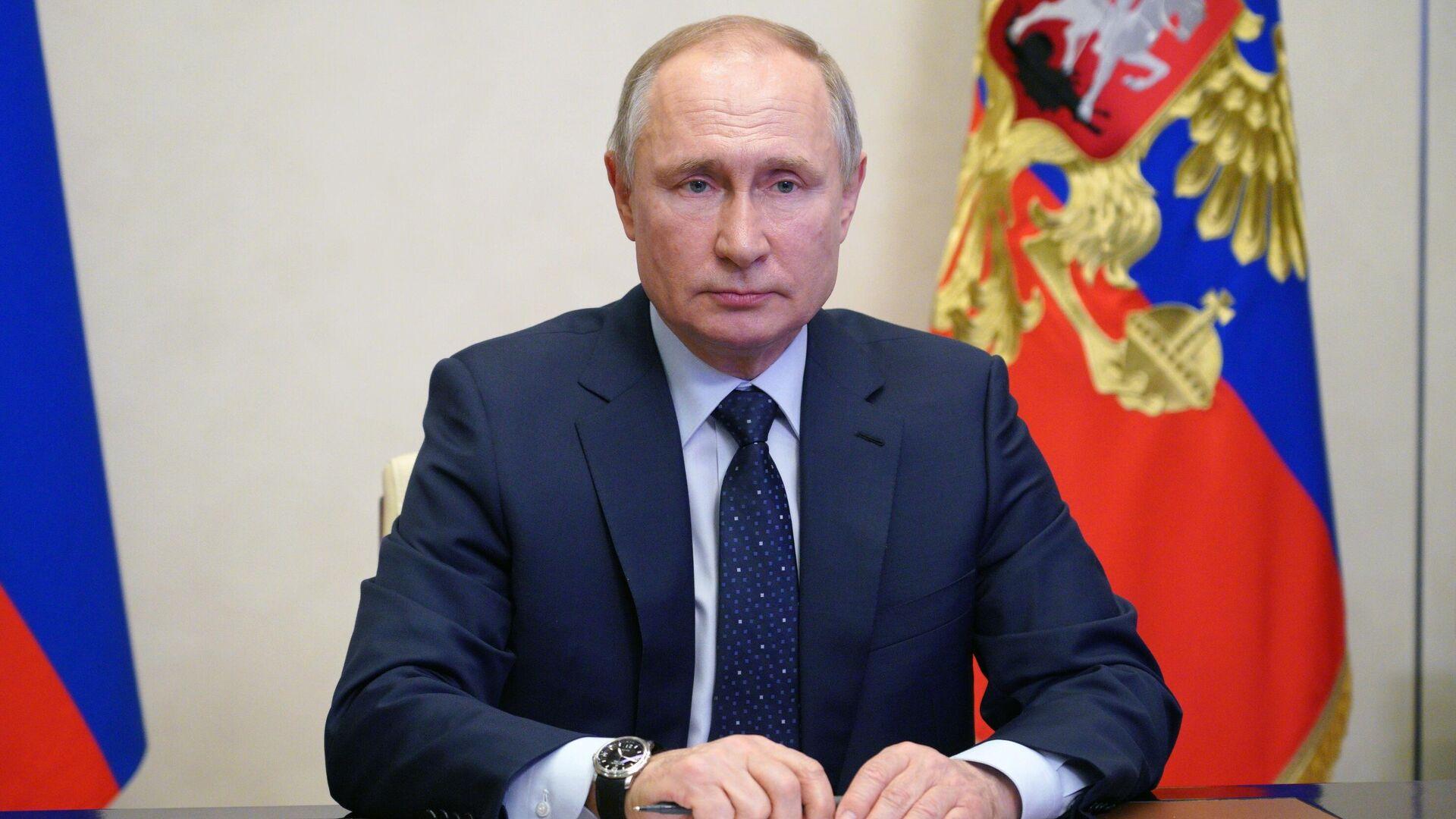В ЕР предположили, что будет в послании Путина Федеральному собранию
