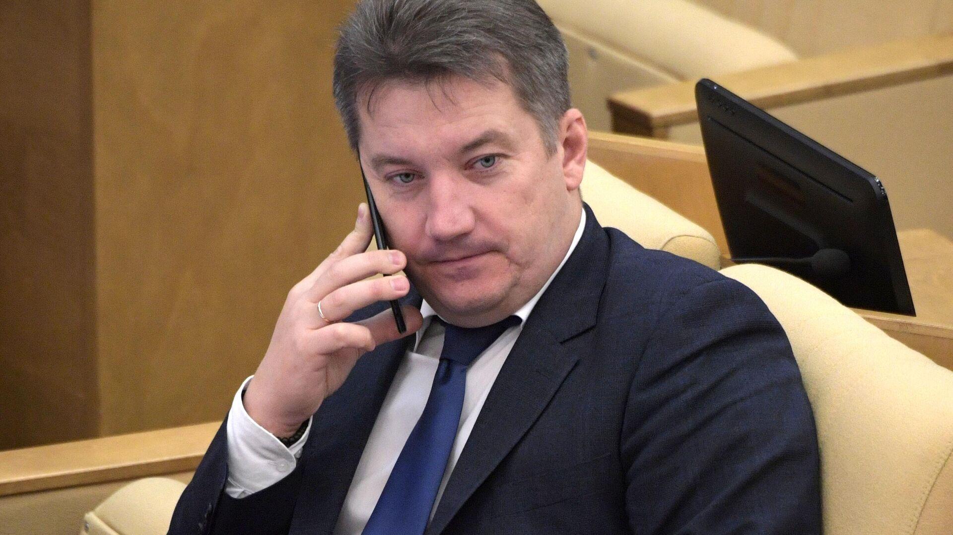 В Госдуме прокомментировали сообщения о дебоше с участием депутата Гетты