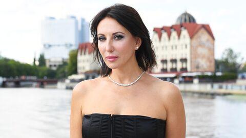 Алика Смехова перед открытием фестиваля короткометражного кино Короче в Калининграде