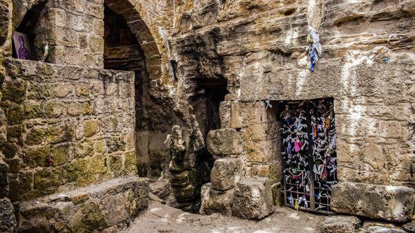 Катакомбы Святой Соломонии на Кипре