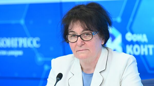 Заместитель руководителя Федеральной службы по надзору в сфере здравоохранения Валентина Косенко