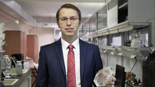 Профессор ЮУрГУ Денис Винник