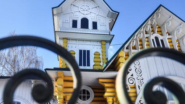 Дома в стиле модерн в Кимрах