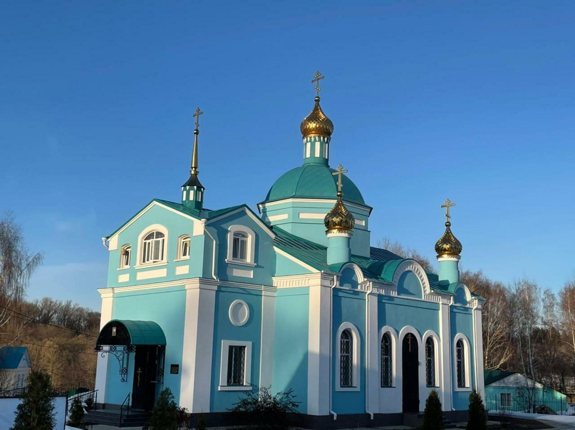 Церковь Иоанна Богослова - РИА Новости, 1920, 31.03.2021