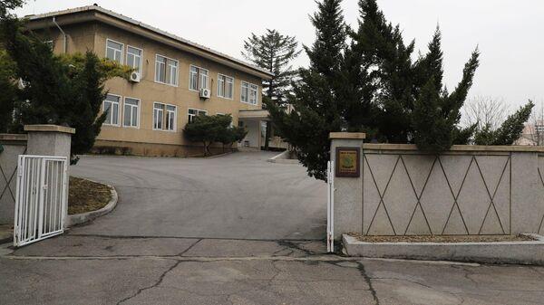 Посольство Пакистана в КНДР