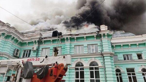 Медиков, проводивших операцию во время пожара в Благовещенске, наградят