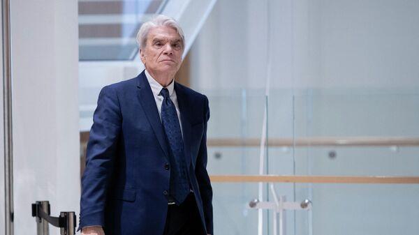 Французский бизнесмен, политик и общественный деятель Бернар Тапи