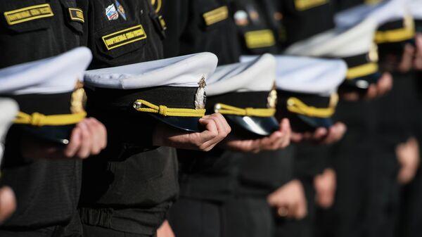 Военнослужащие ВМФ РФ