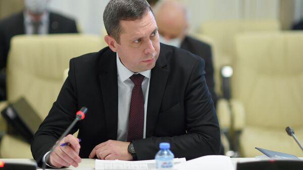 Премьер-министр Республики Адыгея Геннадий Митрофанов