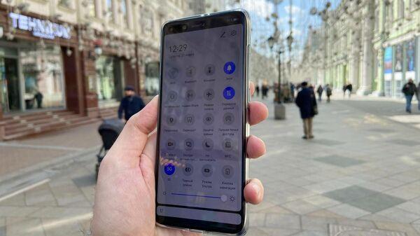 5G в Москве