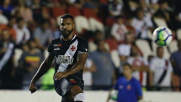Футболист Васко да Гама Брено Боржес