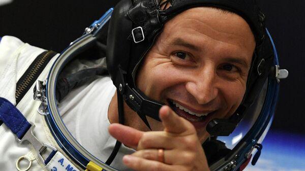 Астронавт NASA Эндрю Морган
