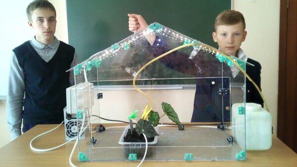 Проект елецкой школы №12 победил на Всероссийском конкурсе УМНИК