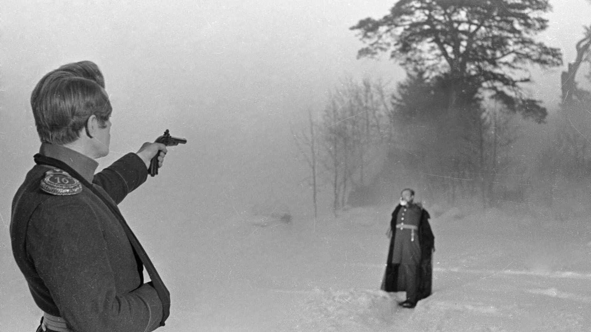 Дуэль. Фильм Северная повесть - РИА Новости, 1920, 10.04.2021
