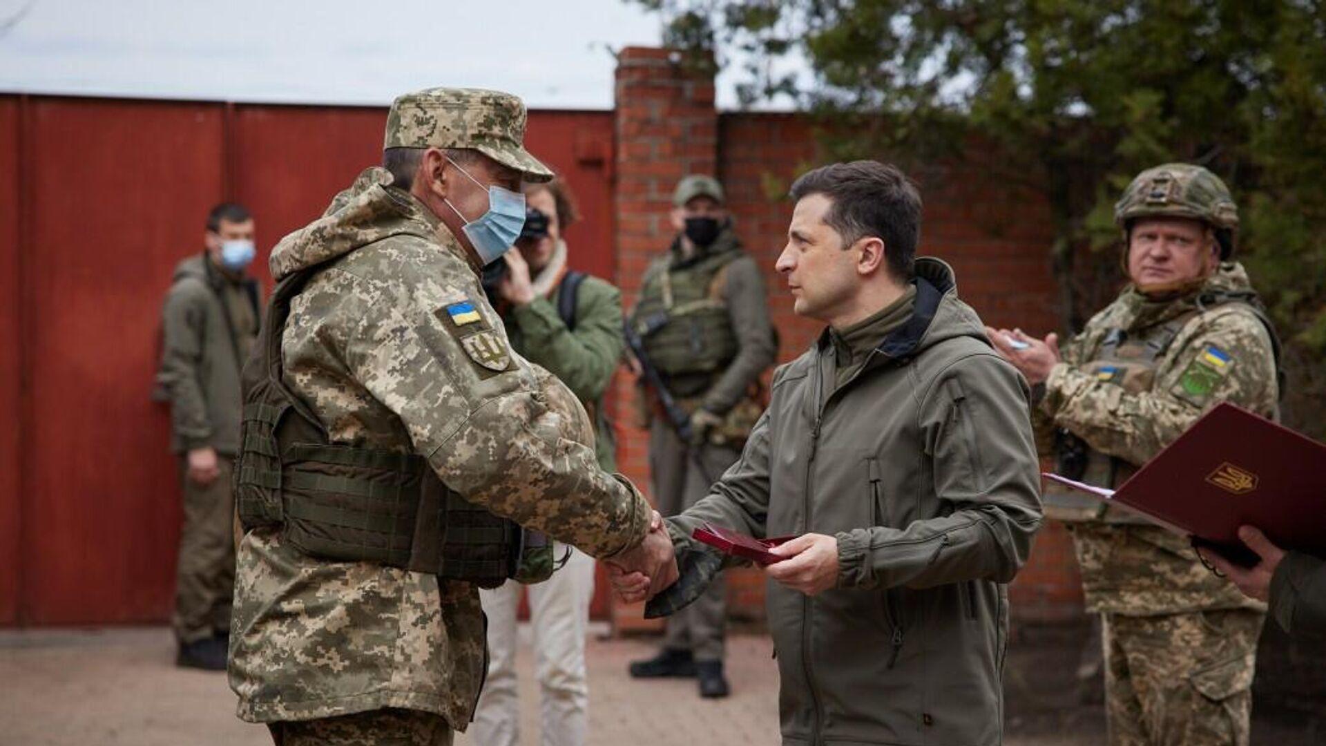 В ЛНР заявили об обстрелах со стороны украинских силовиков
