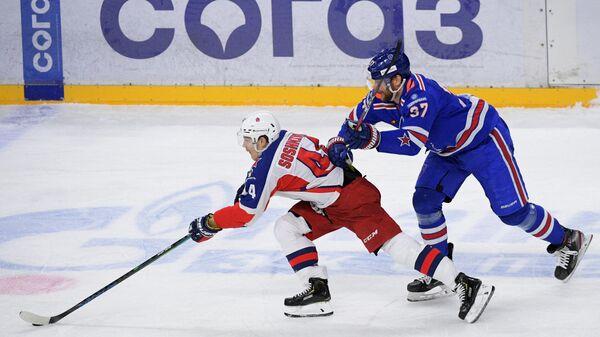 Никита Сошников и Евгений Тимкин