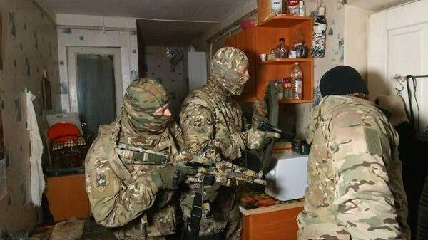 Силовики предотвратили теракт в Симферополе. Кадры ФСБ