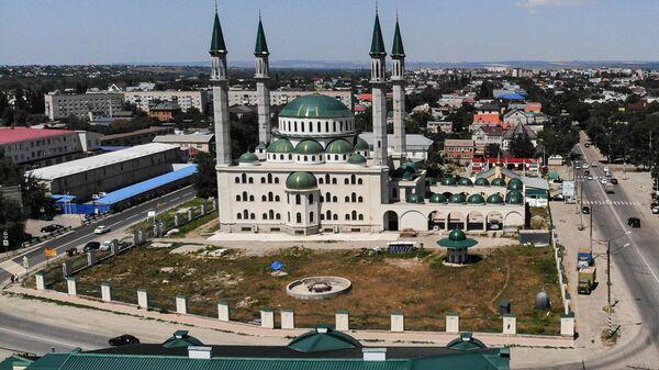 Большая Соборная Мечеть в Черкесске