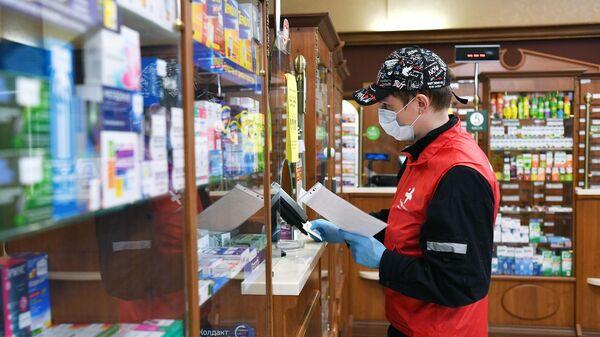 Работа волонтеров-медиков в Москве