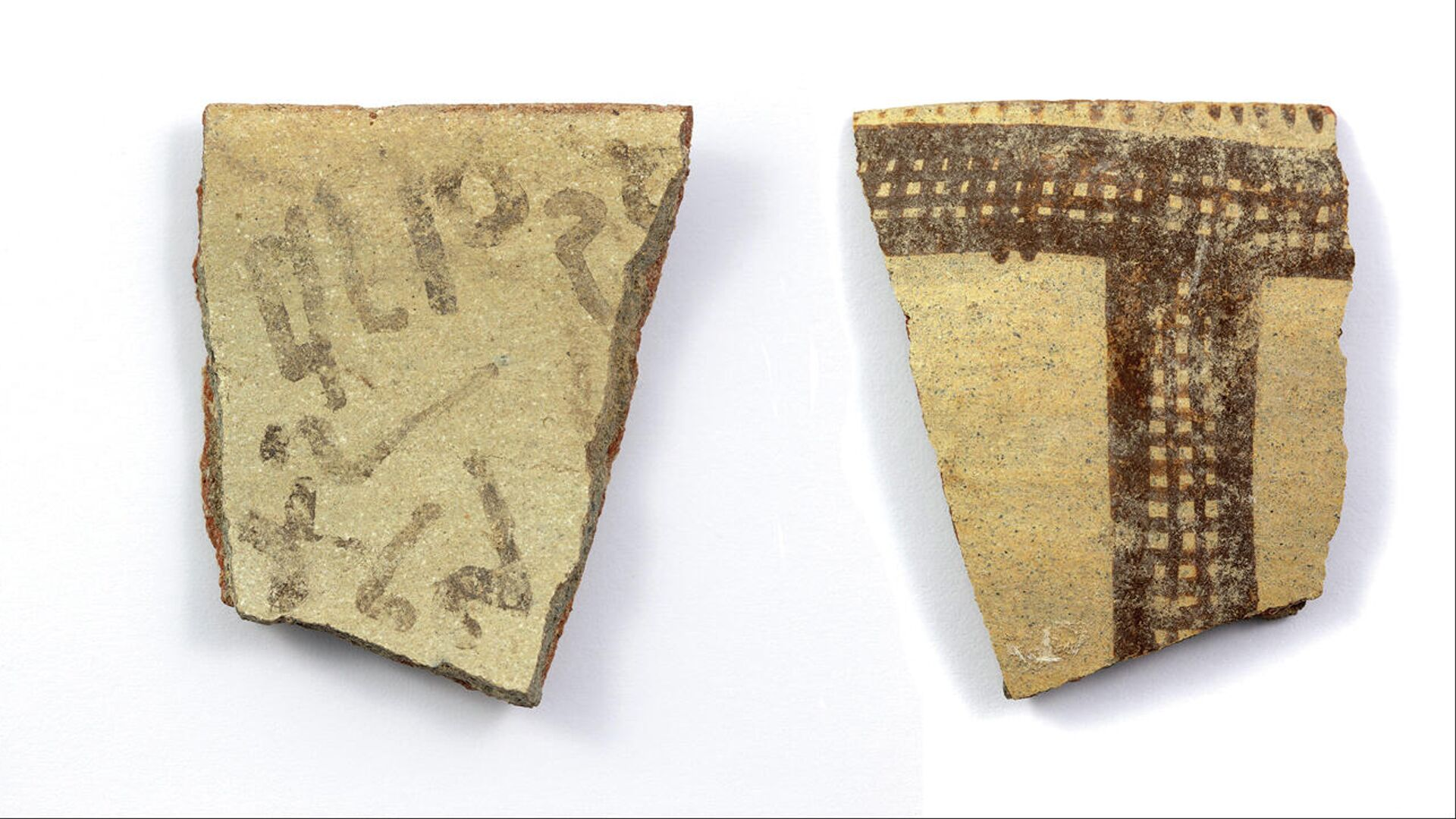 Обнаружен древнейший на Ближнем Востоке алфавит