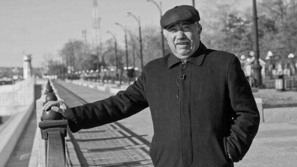 Экс-глава избиркома Амурской области Николай Неведомский