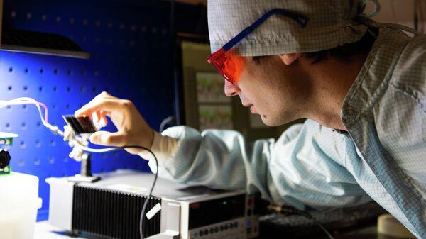 Научный сотрудник лаборатории Перспективная солнечная энергетика НИТУ МИСиС