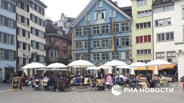 Смягчение ограничений из-за коронавируса в Швейцарии