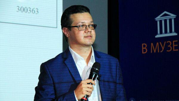 Преподаватель Высшей школы экономики (ВШЭ) Алексей Раков