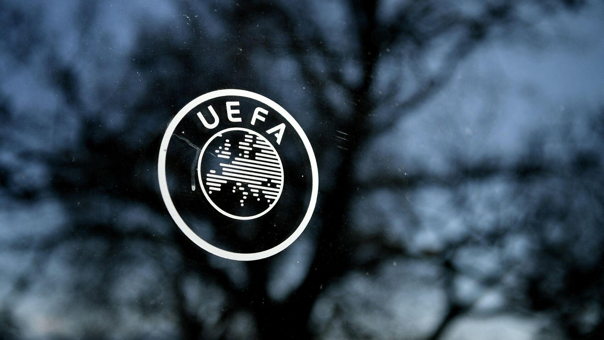 Логотип УЕФА - РИА Новости, 1920, 20.04.2021