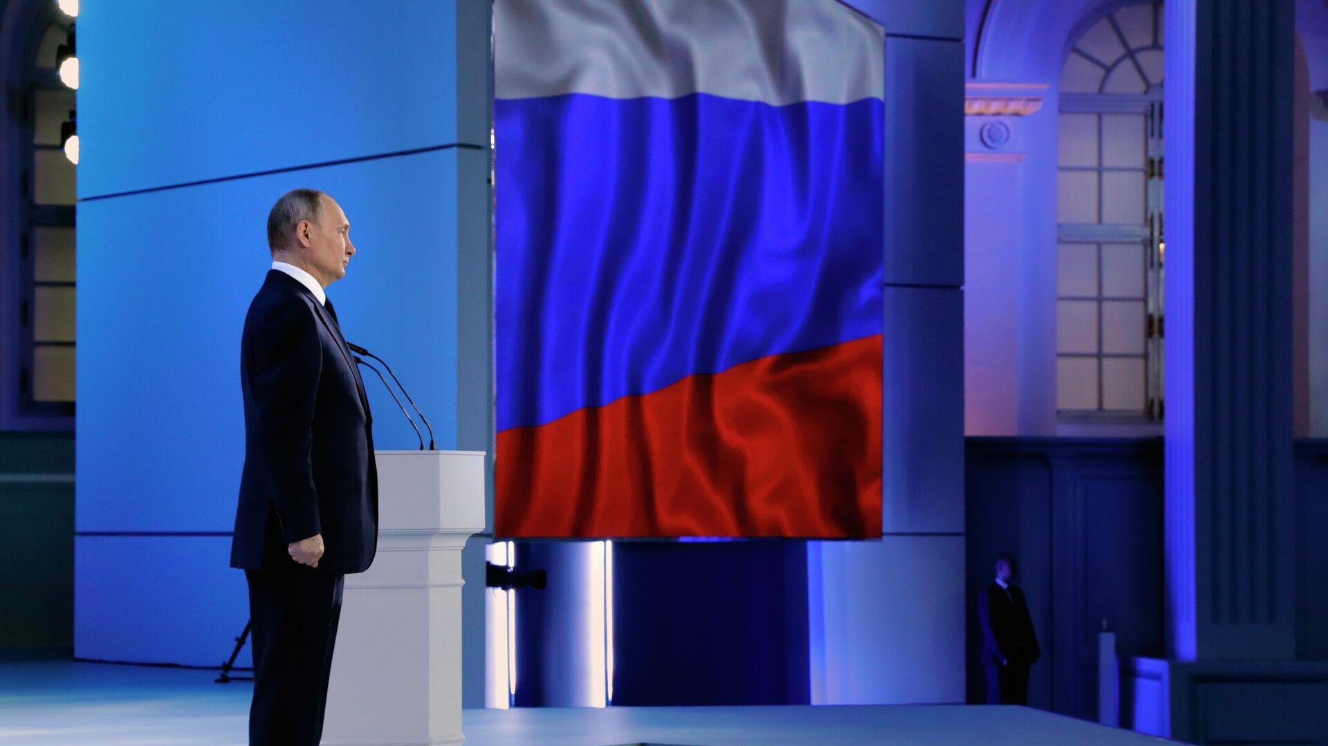Путин надеется на сохранение настроя на конкурентную борьбу на выборах