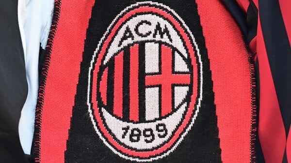 Эмблема футбольного клуба Милан