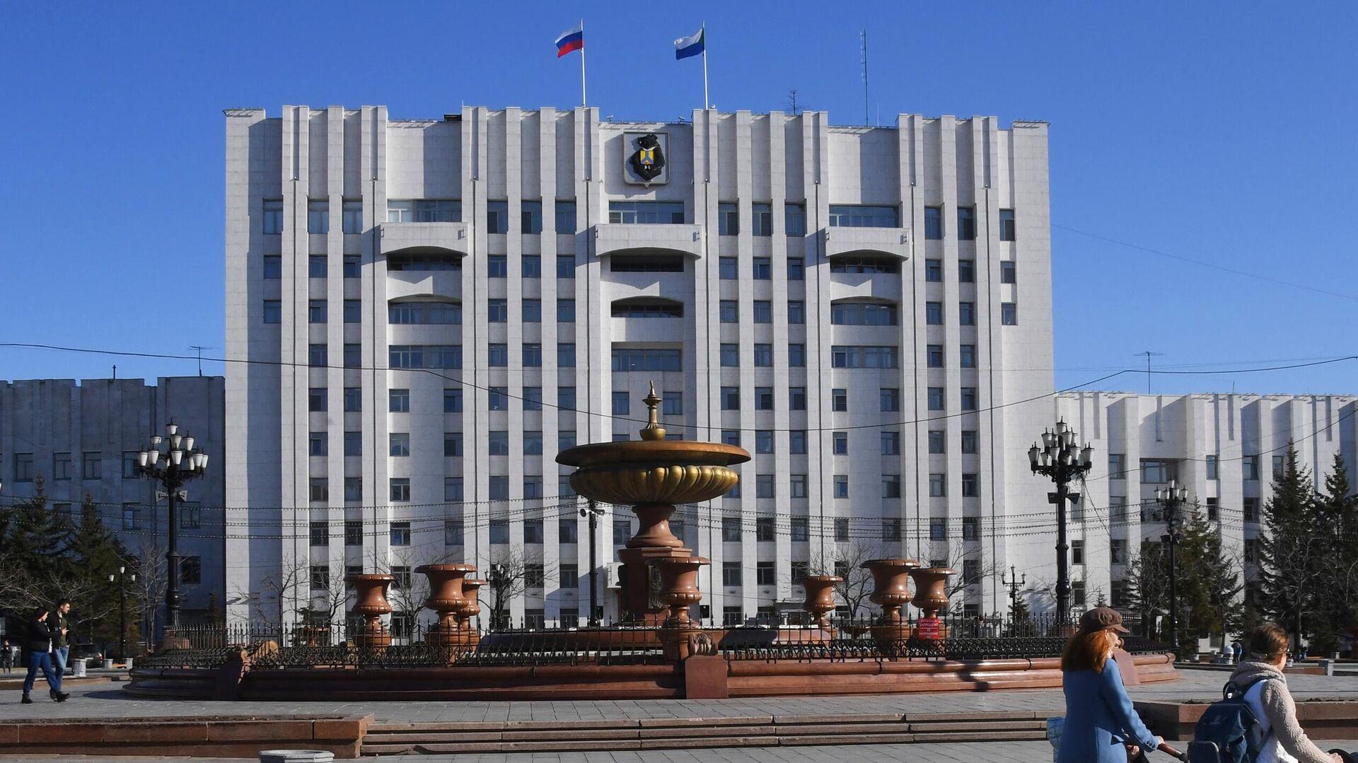Площадь Ленина в Хабаровске - РИА Новости, 1920, 07.06.2021