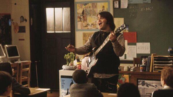 Кадр из фильма Школа рока