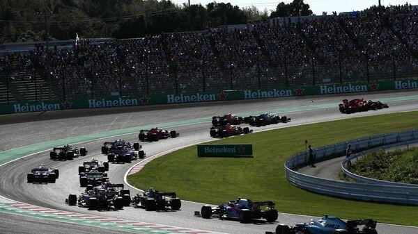 Гран-при Японии Формулы-1 в Сузуке