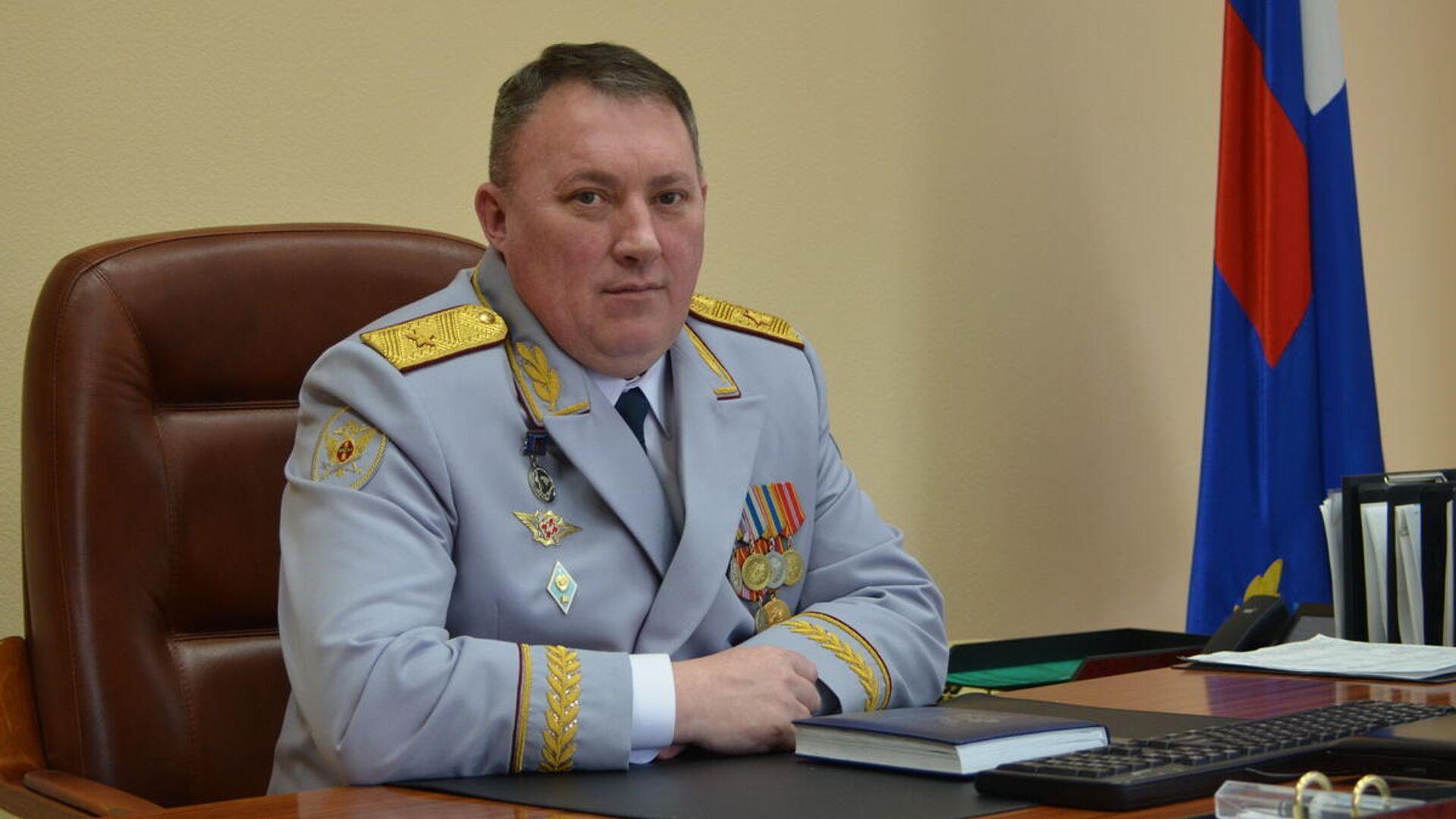 Соседи рассказали об убитом руководителе главка ФСИН по Забайкалью