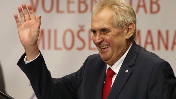 Насильно Милош не будет. Президент Чехии внес нотку здравого смысла