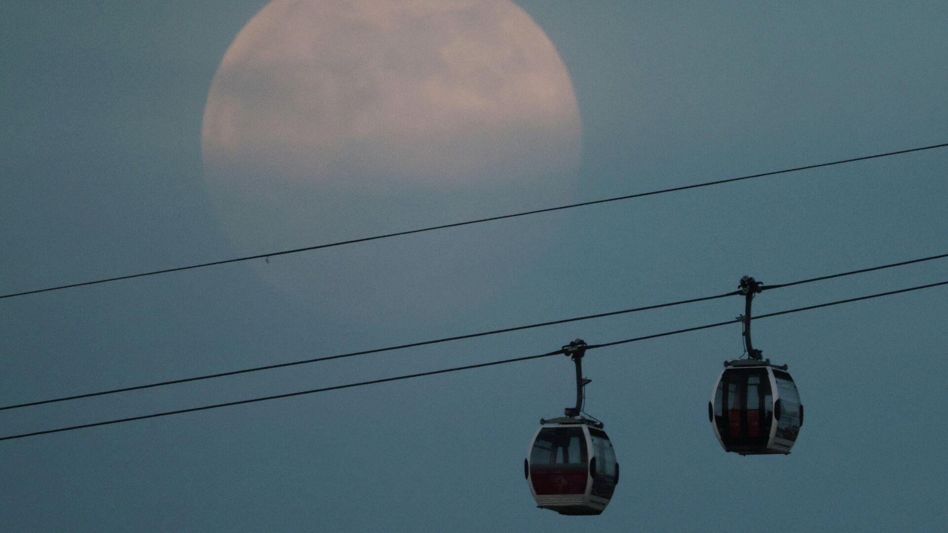 """""""Роскосмос"""" рассказал о согласовании миссии на Луну в правительстве"""