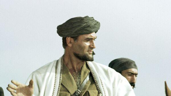 Кадр из кинофильма Белое солнце пустыни