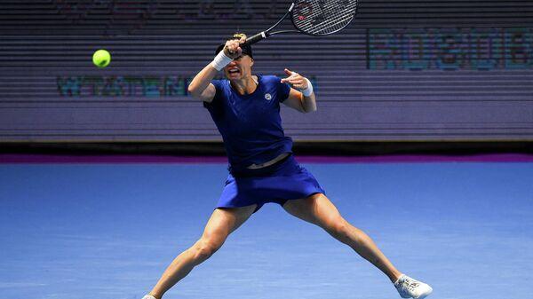 Теннисистка Вера Звонарева (Россия)