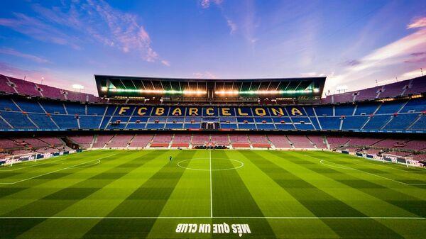 Домашний стадион Барселоны Камп Ноу