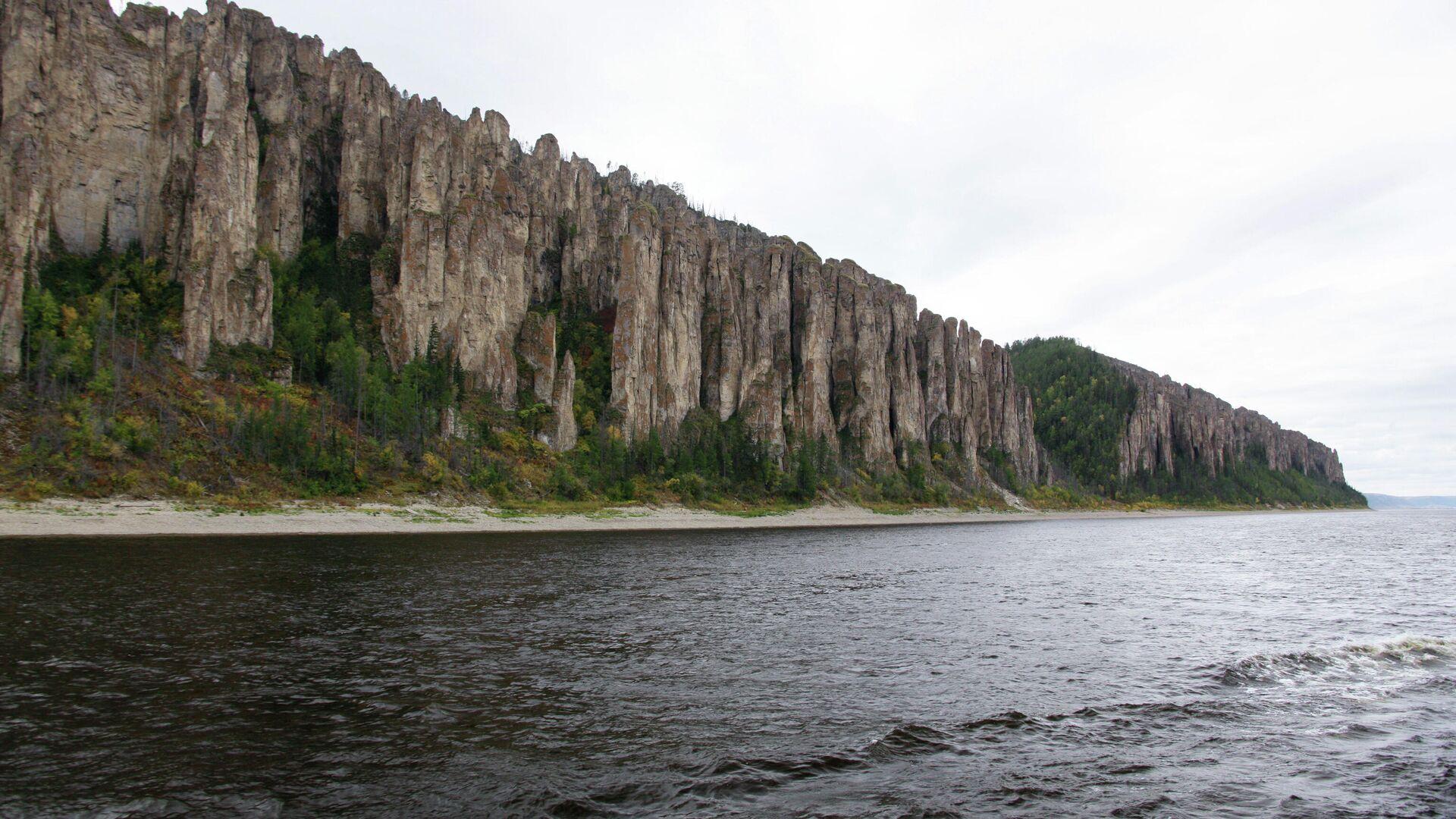Национальный природный паркЛенские столбы в Якутии - РИА Новости, 1920, 07.06.2021