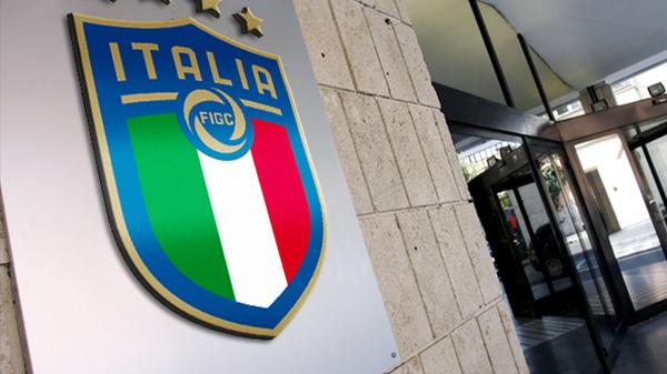 Логотип Федерации футбола Италии (FIGC)