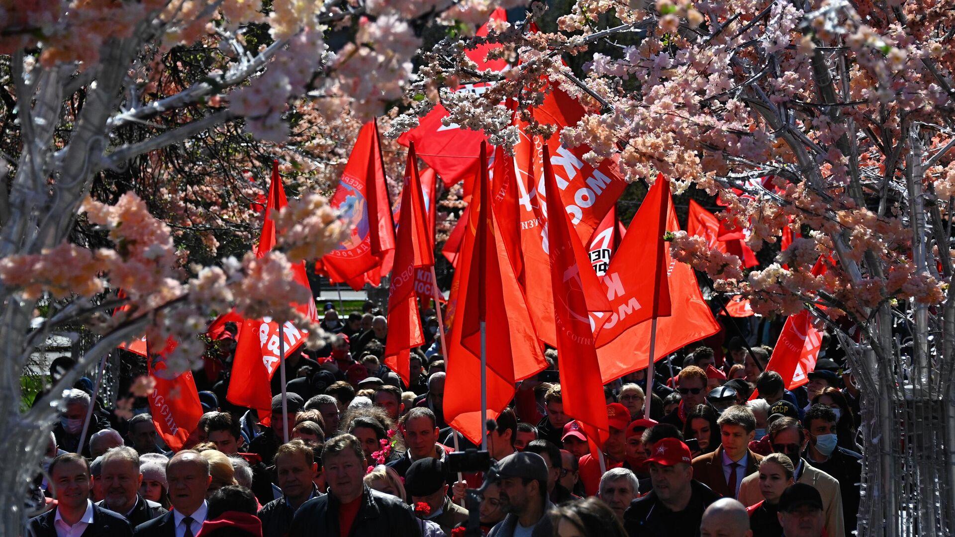 Мосгорком КПРФ заявил о непризнании результатов выборов